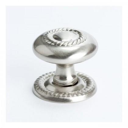 """Knob (Brushed Nickel) - 1-1/4"""""""