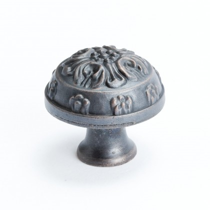 Oak Leaf Knob (Verona Bronze) - 1 1/4""