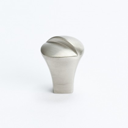 """Knob (Brushed Nickel) - 13/16"""""""
