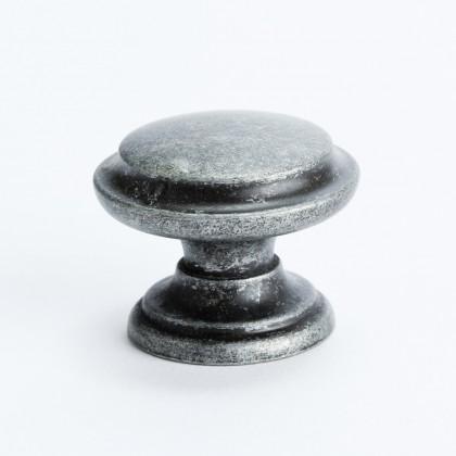 Knob w/Ring (Rustic Iron) - 35mm