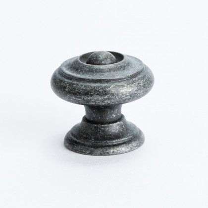 Knob (Rustic Iron) - 30mm