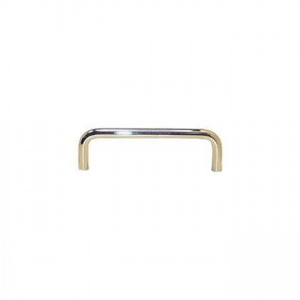 Wire Pull (Polished Chrome) - 3 1/2""