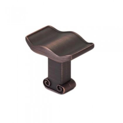 """Knob (Verona Bronze) - 0.71"""""""