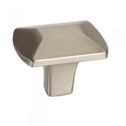 """Knob (Brushed Nickel) - 0.98"""""""