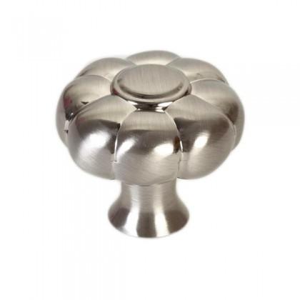 """Knob (Brushed Nickel) - 1.36"""""""