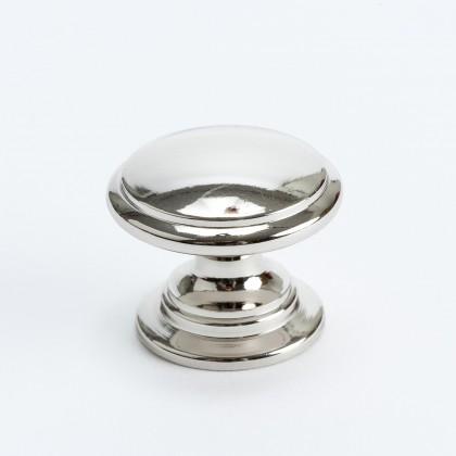 "Knob (Polished Nickel) - 1 1/4"""