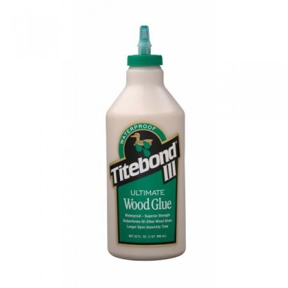 Titebond III Ultimate Wood Glue - Quart