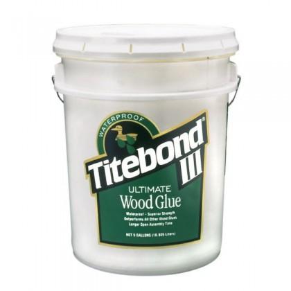 Titebond III Ultimate Wood Glue - 5 Gallon