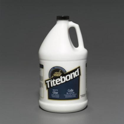 Titebond White Wood Glue - Gallon
