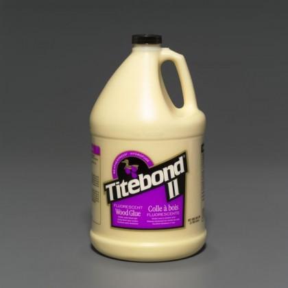 Titebond II Fluorescent Wood Glue - Gallon