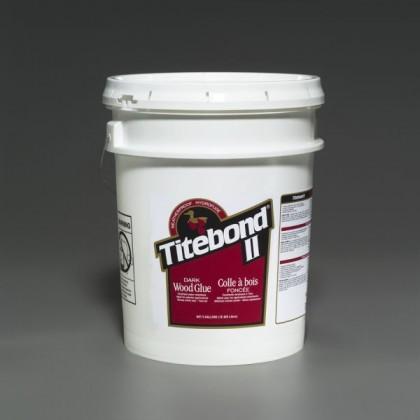 Titebond II Dark Wood Glue - 5 Gallon