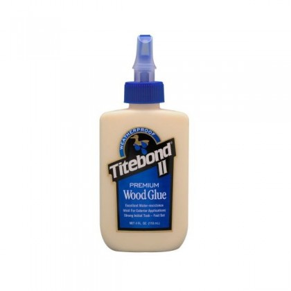 Titebond II Premium Wood Glue - 4 Oz