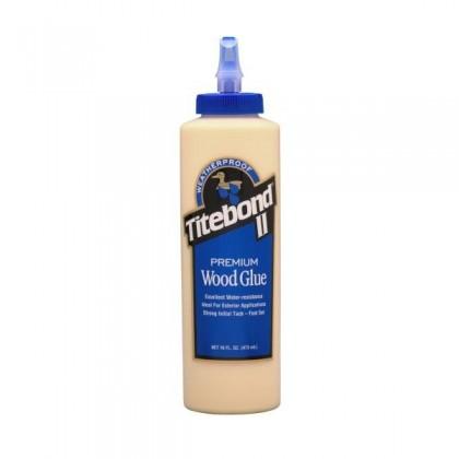 Titebond II Premium Wood Glue - 16 Oz