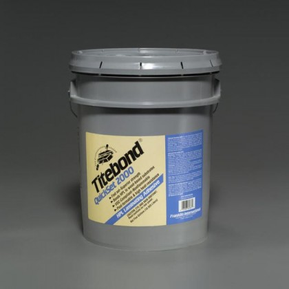 Titebond Quickset 2000 HPL Adhesive - 5 Gallon