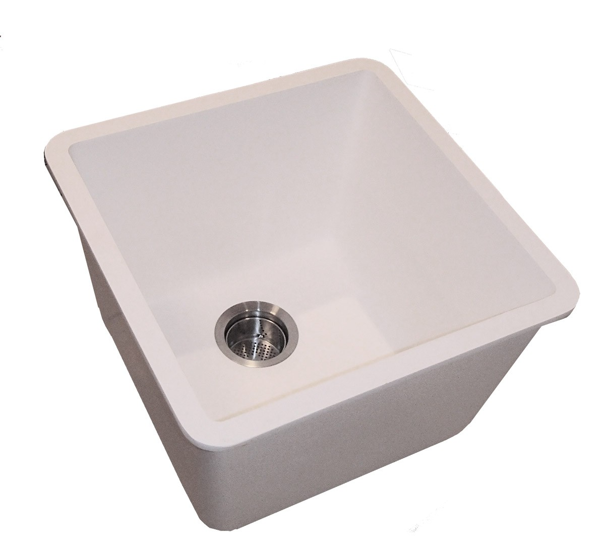 Deep utility kitchen sink bisque gemstone part 1616 es bq - Bq kitchen sinks ...