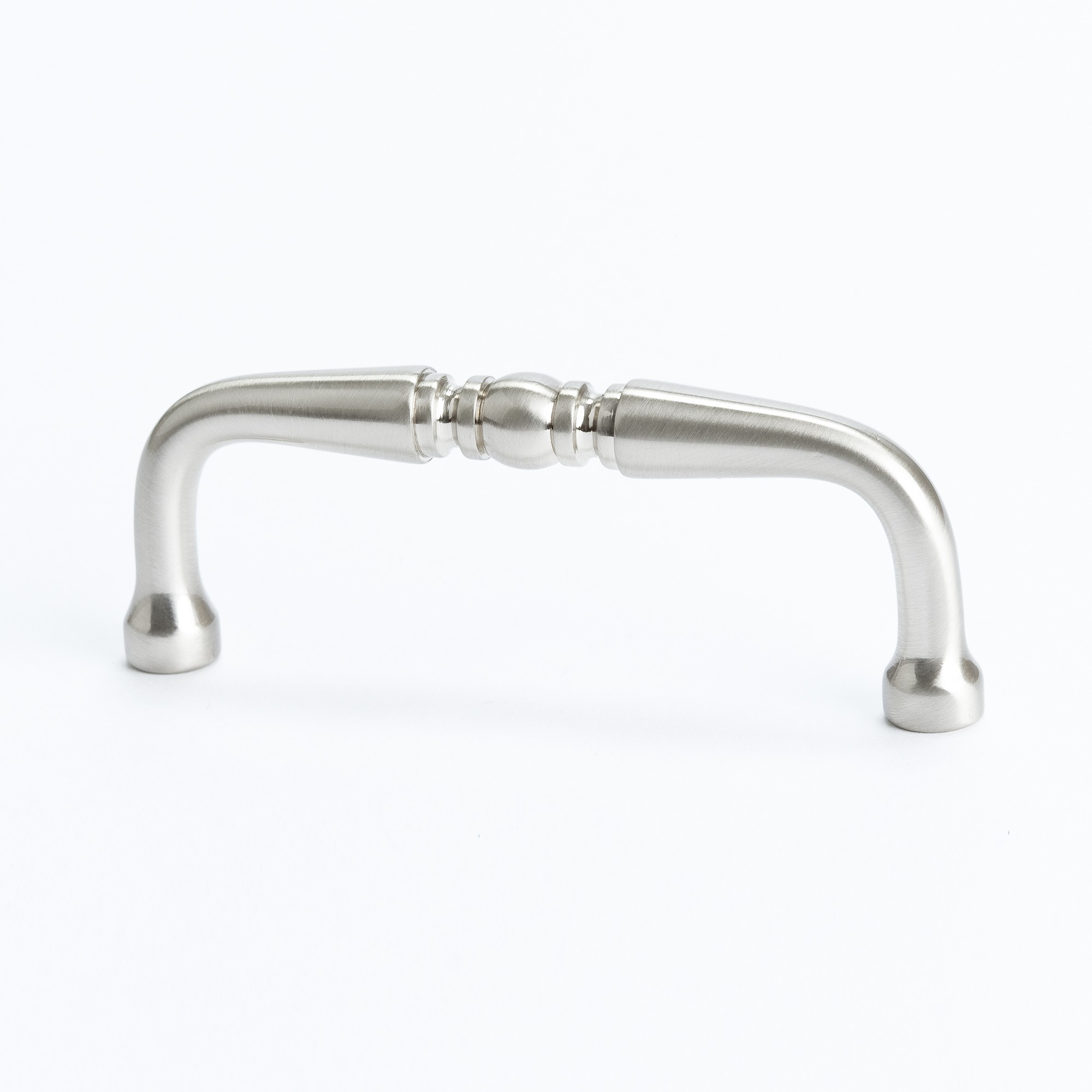 Pull (Brushed Nickel) - 3""