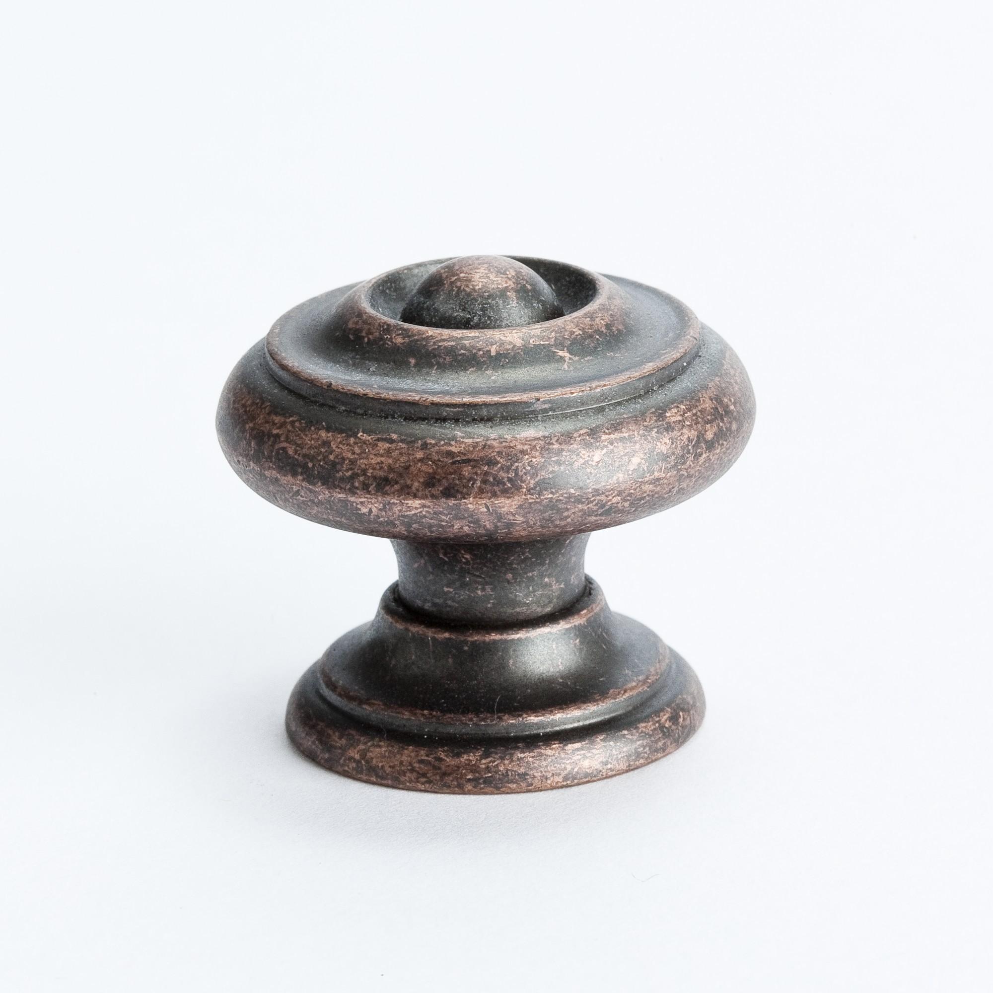 Knob (Rustic Copper) - 30mm