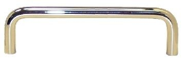 """Wire Pull (Polished Chrome) - 4"""""""