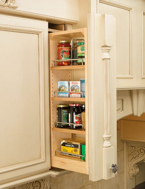 6 Quot Pull Out Wall Filler 432 Wf39 6c Rev A Shelf