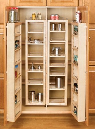 51 Quot Pantry Swing Out Kit 4wp18 51 Kit Rev A Shelf