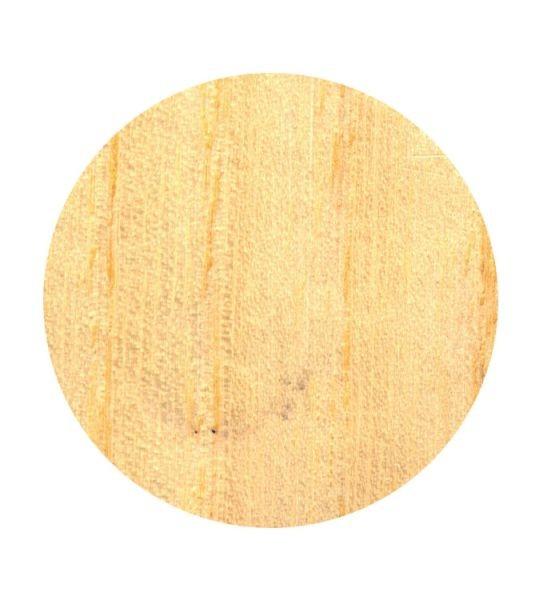 "Ash Fast Cap (Unfinished Wood) - 9/16"""