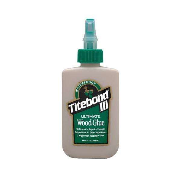 Titebond III Ultimate Wood Glue - 4 Oz