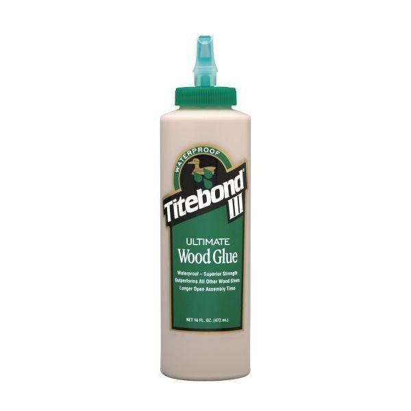 Titebond III Ultimate Wood Glue - 16 Oz