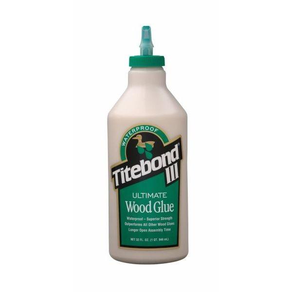 Titebond III Ultimate Wood Glue - Quart