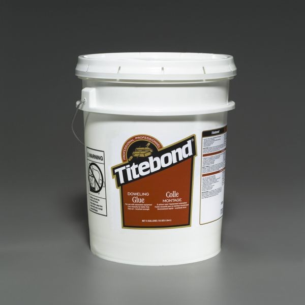 Titebond Doweling Glue - 5 Gallon