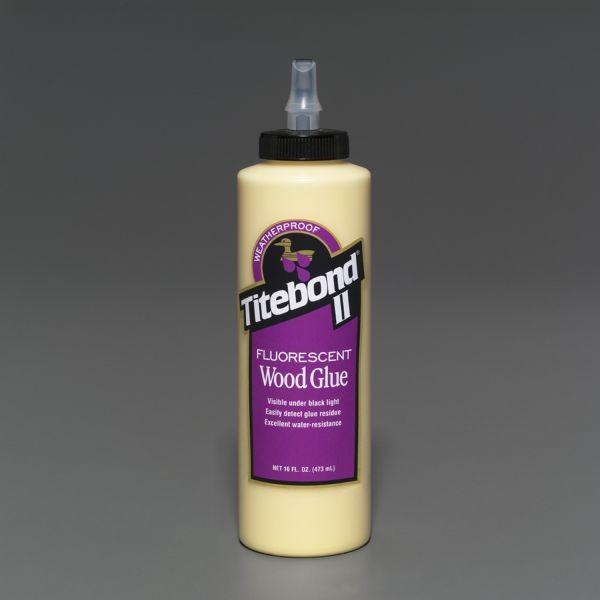 Titebond II Fluorescent Wood Glue - 16 Oz