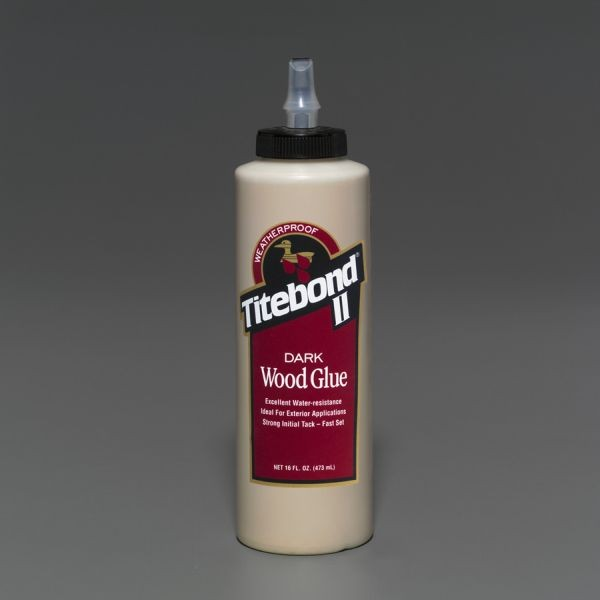 Titebond II Dark Wood Glue - 16 Oz