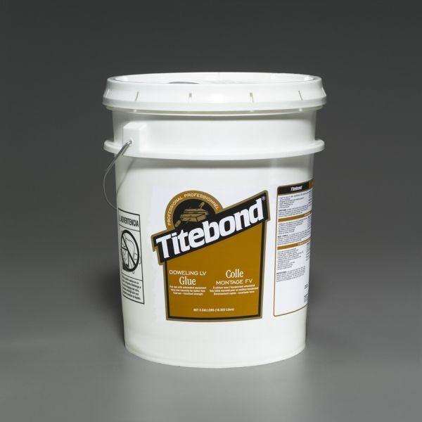 Titebond Doweling LV Glue - 5 Gallon