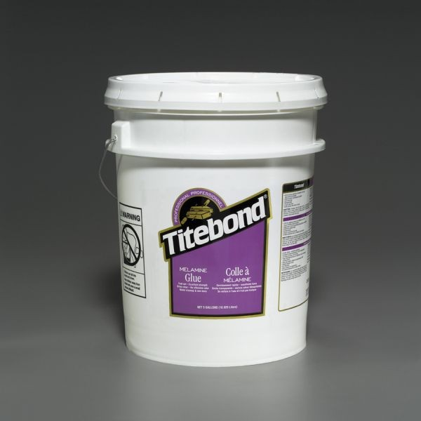 Titebond Melamine Glue - 5 Gallon