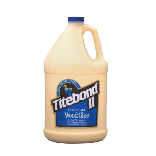 Titebond II Premium Wood Glue - Gallon