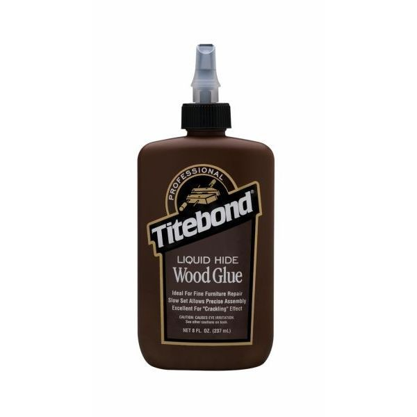 Titebond Liquid Hide Glue - 8 Oz
