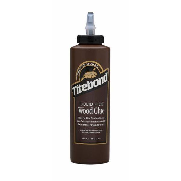 Titebond Liquid Hide Glue - 16 Oz