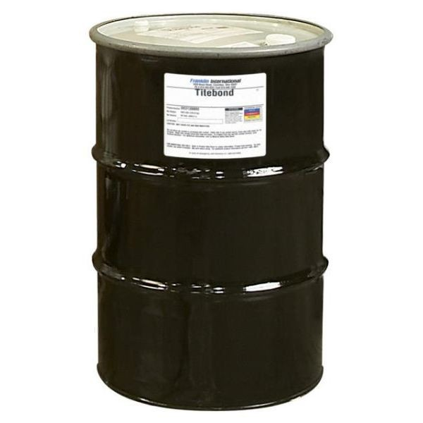 Titebond White Wood Glue - 55 Gallon