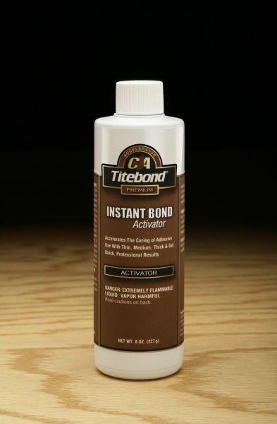Titebond Instant Bond Activator - 8 oz