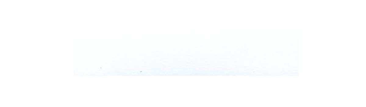 "White Edge Banding (Automatic, PVC) - 5/8"""