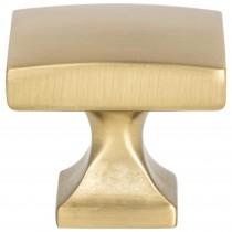 "Knob (Modern Brushed Gold) - 1 3/8"""