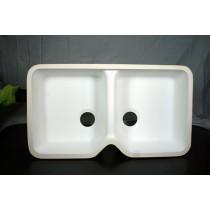 Integra Equal Sink (Cream)
