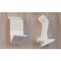5mm Shelf Support (White)