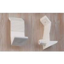 """1/4"""" Shelf Support (White)"""