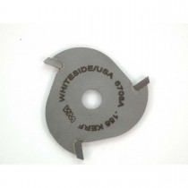 .156 Slotting Cutter (3 Wing)