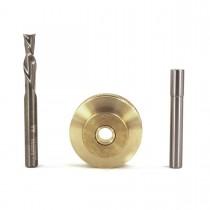 "1/4"" Solid Brass Inlay Kit"