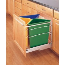 25 Qt Replacement Waste Container (Green)