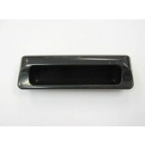 "ADA Plastic Recess Pull (Black) - 5 1/4"""