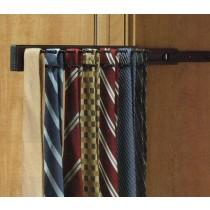"""14"""" Tie Rack (Oil Rubbed Bronze)"""