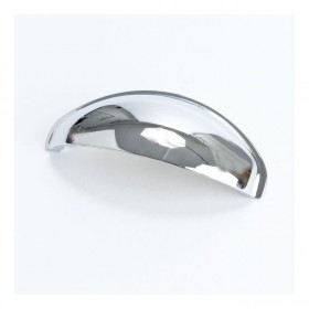Cup Pull (Polished Chrome) - 64mm