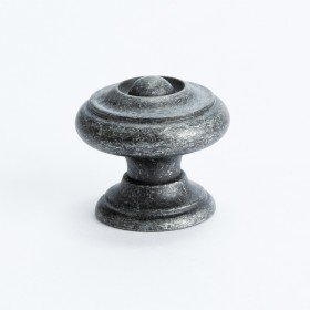 Knob (Rustic Iron) - 30mm